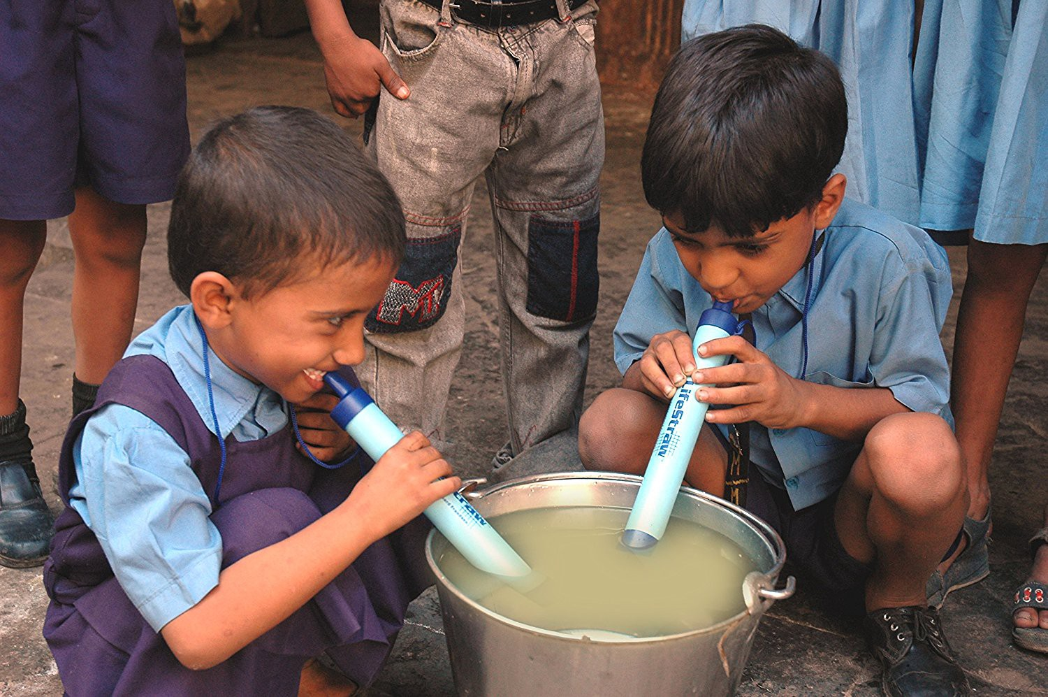 Green Job Sector: Appropriate Design The LifeStraw