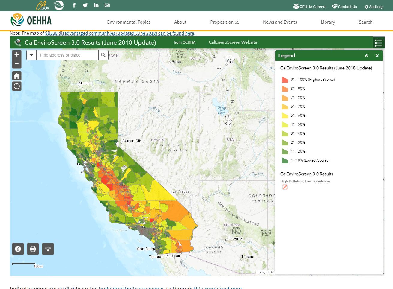 Green Job Sector: Education and Awareness Information Database Development