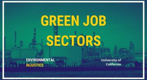 Green Job Sectors