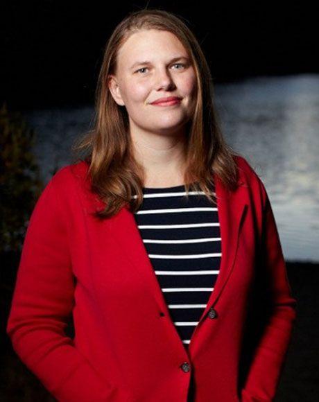 Sara Wylie Headshot Northeastern