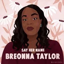 Breonna Taylor illustration