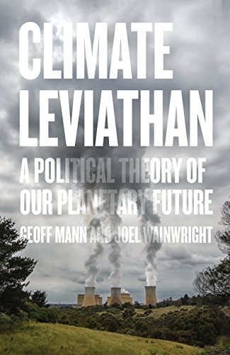Climate Leviathan (book cover)