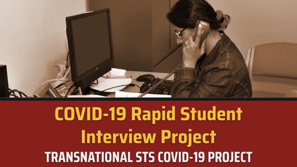 COVID-19 Rapid Student Interview Project