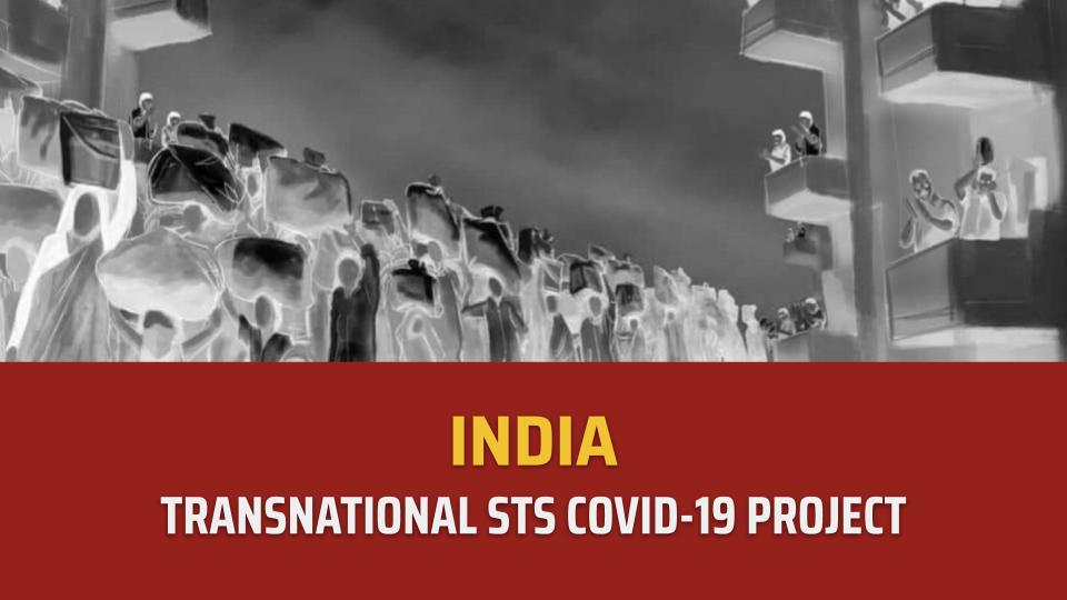 COVID-19 Places: India