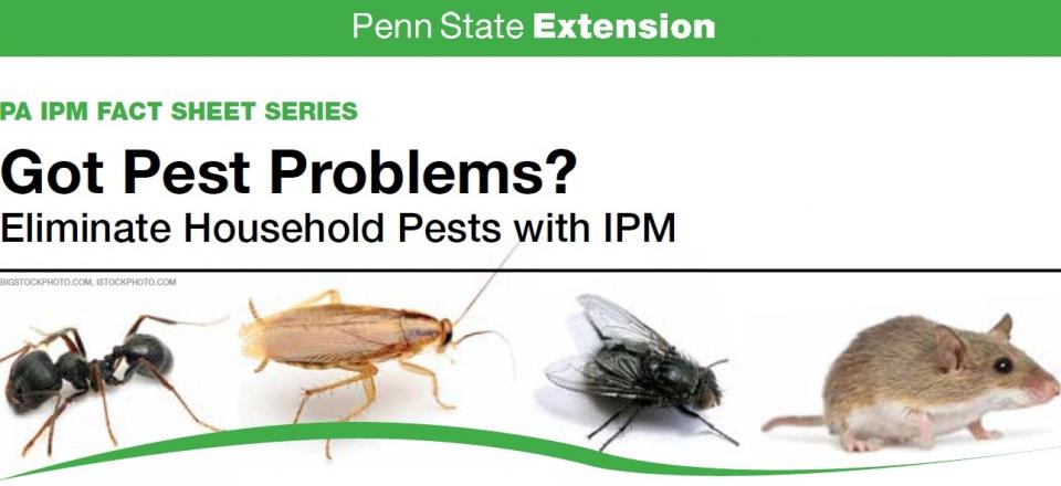 Integrated Pest Management Information