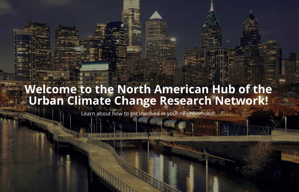 Urban Climate Change Research Network - North America