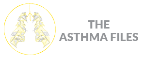 The Asthma Files logo