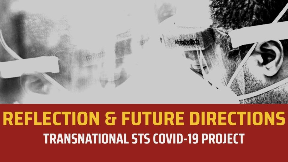 Cover slide: COVID Collaboration Call: Project Reflections & Directions