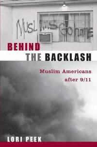 Behind the Backlash - Peek - Cover
