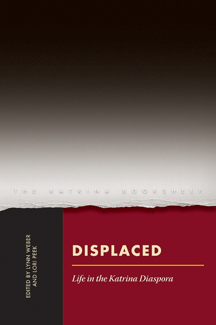 Displaced 2012 Peek and Weber ed.