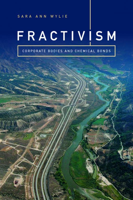 Fractivism Cover