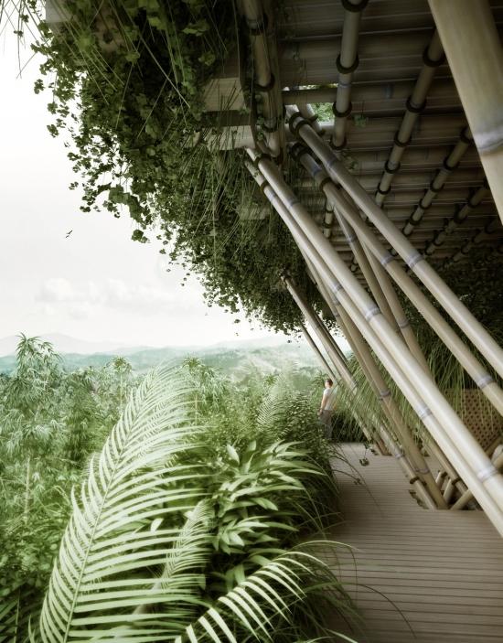 Green Job Sector: Community Development Architecture