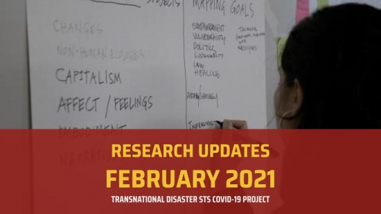COVID Collaboration Research  Updates February 2022