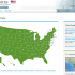 Screenshot of the EIA's US State Energy Profiles