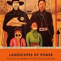 Dana Powell's Landscapes of Power Book Cover